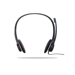 Tai nghe Headphone Logitech ClearChat Stereo, Tai nghe Headphone, Headphone Logitech, Logitech ClearChat Stereo