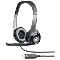 Tai nghe Headphone  Logitech ClearChat Pro USB, Headphone Logitech, Tai nghe Headphone, Logitech ClearChat Pro USB