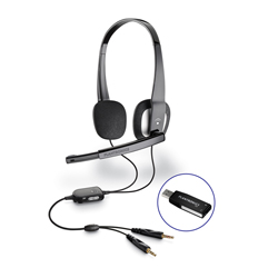 Tai nghe Headphone Plantronics Audio 625 USB, Headphone Plantronics, Plantronics Audio 625 USB