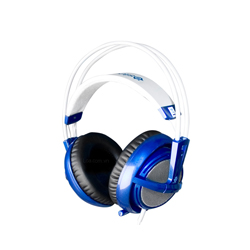 Tai nghe Headphone Headset SteelSeries V2 Blue, Headphone SteelSeries, SteelSeries Vư Blue
