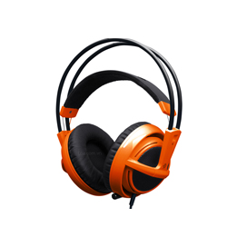 Tai nghe Headphone Headset SteelSeries V2 Orange, Headphone SteelSeries, SteelSeries V2 Orange