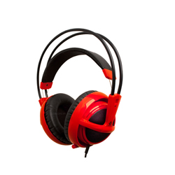 Tai nghe Headphone Headset SteelSeries V2 Red, Headphone SteelSeries, SteelSeries V2 RED