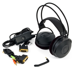 Tai nghe Headphones Razer Barracuda HP1 Gaming, Headphones Razer, Tai nghe Headphones