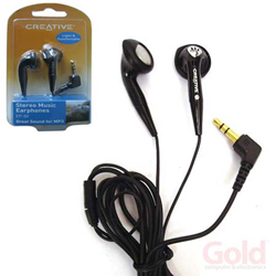 Tai nghe MP3 Creative EarPhones EP 50, Tai nghe MP3 Creative, MP3 Creative EP50