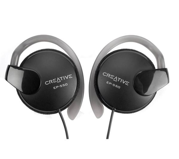 Tai nghe Headphone Creative EarPhones EP 550, Headphone Creative , Creative Ep 550